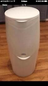 Brand-new baby nappy bin