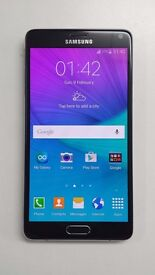 Samsung Note 4, 32gb n910F Unlocked perfect condition