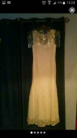 Debenhams bridal range wedding dress