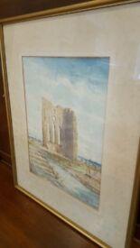 Tynemouth Priory by J D Liddell