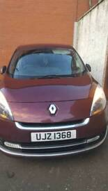 For sale Renault Grand Scenic 1.5 diesel 2012