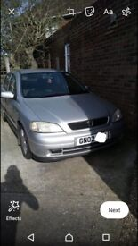 Astra 1.6 sxi good runner 97000 miles