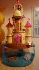 Sofia the first vacation palace