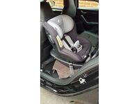 Joie iAnchor Advance & iBase Advance Car Seat and ISOFIX base