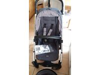 Mamas & papas Sola2 mtx travel system, car seat, isofix and attachments