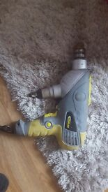 Electric double headed drill