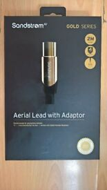 Ariel Lead With Adapter