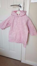 raincoat waterproof suit for 2 years old girl