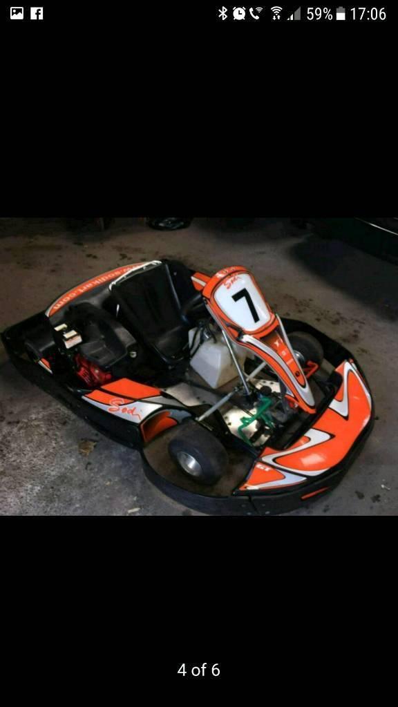 Sodi Go Kart Honda 200gx Engine cash or px for crosser.