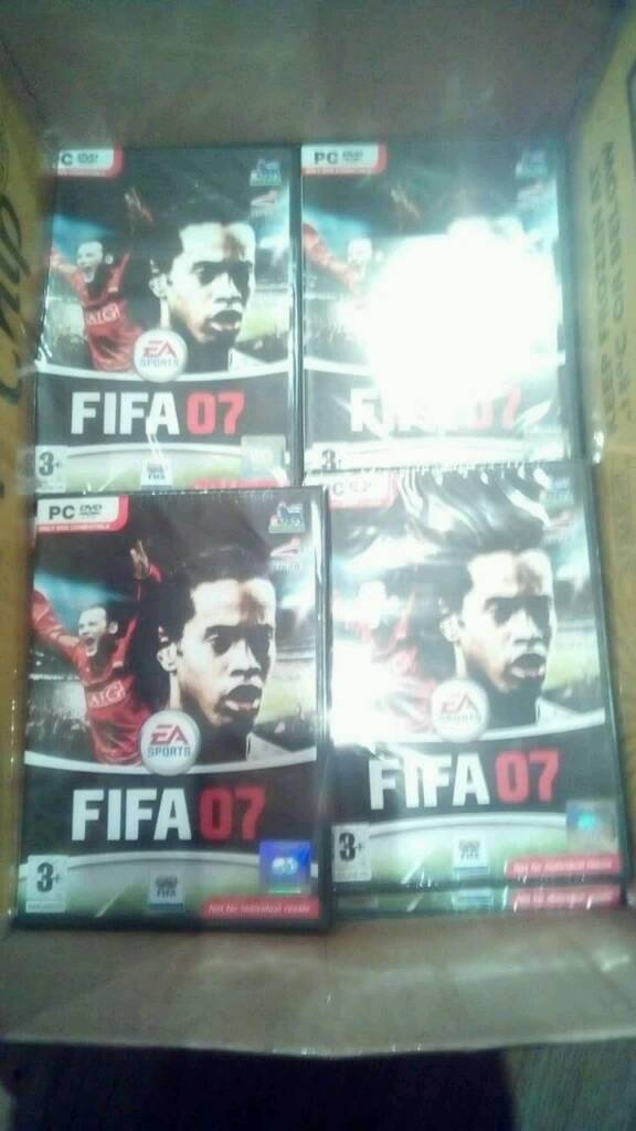 Fifa pc games forsale.
