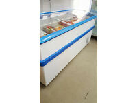 Retail freezer
