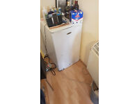 Under-counter fridge-freezer