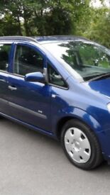 Vauxhall zafira 07 plate for sale or swap for vw or seat