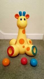 ELC Drop and Pop Giraffe Game