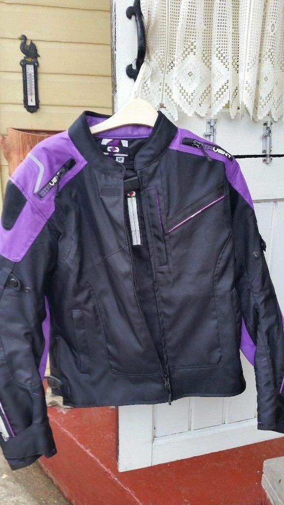 motorbike jacket mint cond