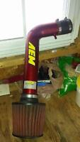 96-00 AEM COLD AIR INTAKE like new KN FILTER excellent condition