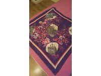 Beautiful venezia vintage scarf
