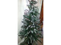 5ft fibre optic Christmas tree / xmas tree