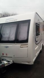 Lunar Quasar 462 Caravan 2015 (2 Berth) in excellent condition and fully serviced