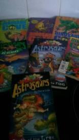Dinosaur story books