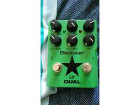 Blackstar LT Dual 2 Channel Overdrive/Distortion effects pedal
