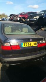1999 SAAB 9-5 SE T (MANUAL PETROL)FOR PARTS ONLY