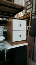 2 draw cupboard