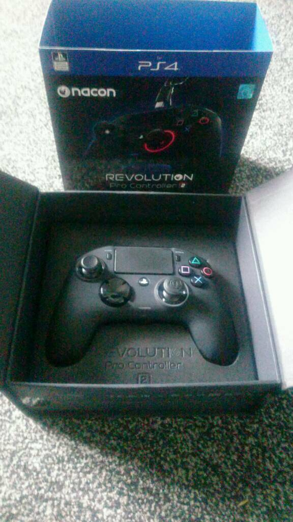 Nacon revolution 2 controller PS4 PC | in Newcastle, Tyne and Wear | Gumtree