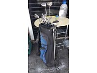 golf clubs (delivery available)