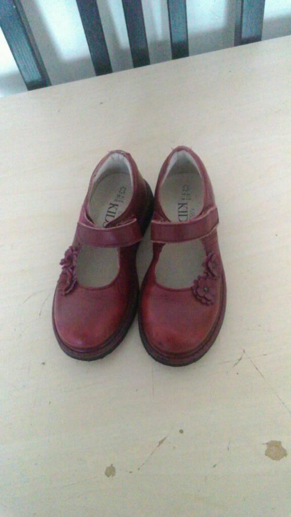 Mark and Spenser Girls Shoe