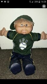 BOY CABBAGE PATCH DOLL