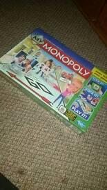 Brand new monopoly
