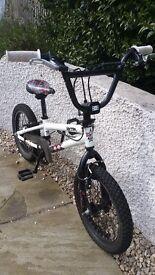 """BMX 'Dirty Ferret' 16 """"wheels"""