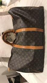 LOUIS VUITTON KEEPALL 55 GENUINE 100% BARGAIN