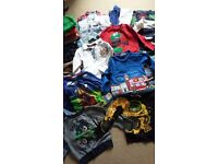 Big bundle of boys clothes 3-4 years