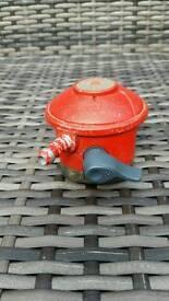 CALOR PATIO GAS REGULATOR PROPANE CLIP ON BARBECUE PATIO HEATER