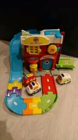 Vtech toot toot firestation