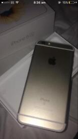iPhone 6s 64gb EE Immaculate Condition Boxed