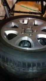 Merc wheels