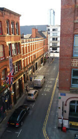 Northern Quarter/City Centre-Double Room