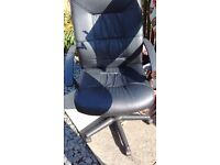 Computer gas chair