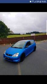 Honda civic type r ep3 2.0 i-vtec px swap?