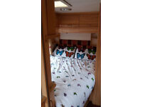 Sterling Eccles Onyx 4 berth Caravan, many extras, Excellant Condition