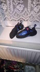 Team 5.10 Rock Shoes