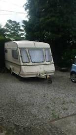 Abbey GT 213 Caravan