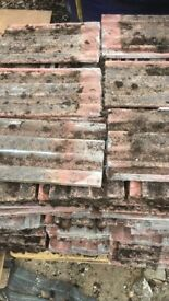650 approx Pan Roof Tiles used