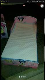 Children's bed minnie mouse