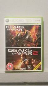 Gears of wars and gears of war 2