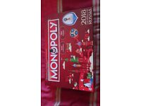 Monopoly 2018 world Cup board game