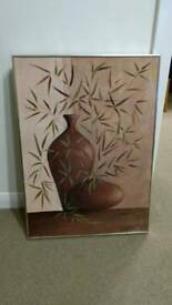 Dunelm wall canvas picture